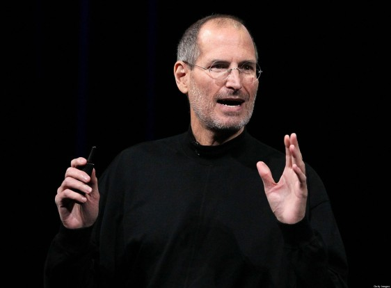 Steve Jobs. Photo credit. snip.ly